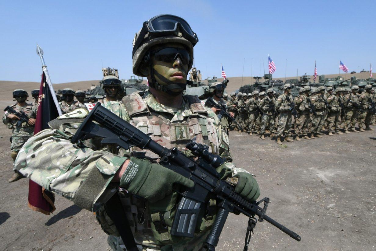 Dumb Army Grunt
