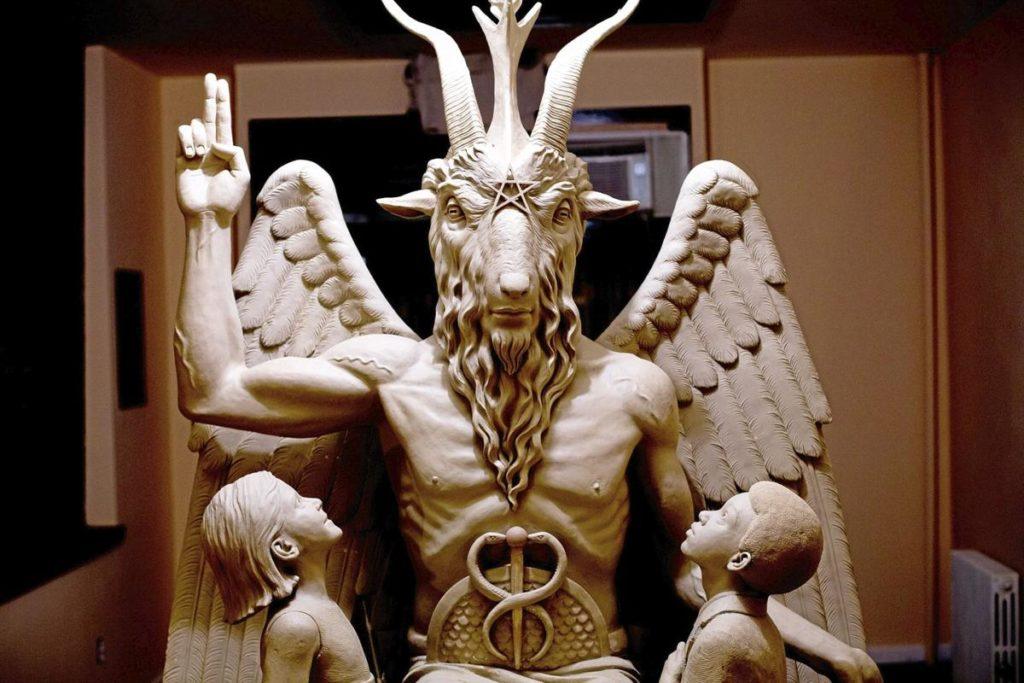 Praise Corporate Satan