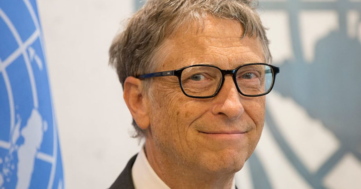 Make Bill Gates Wear a Mask