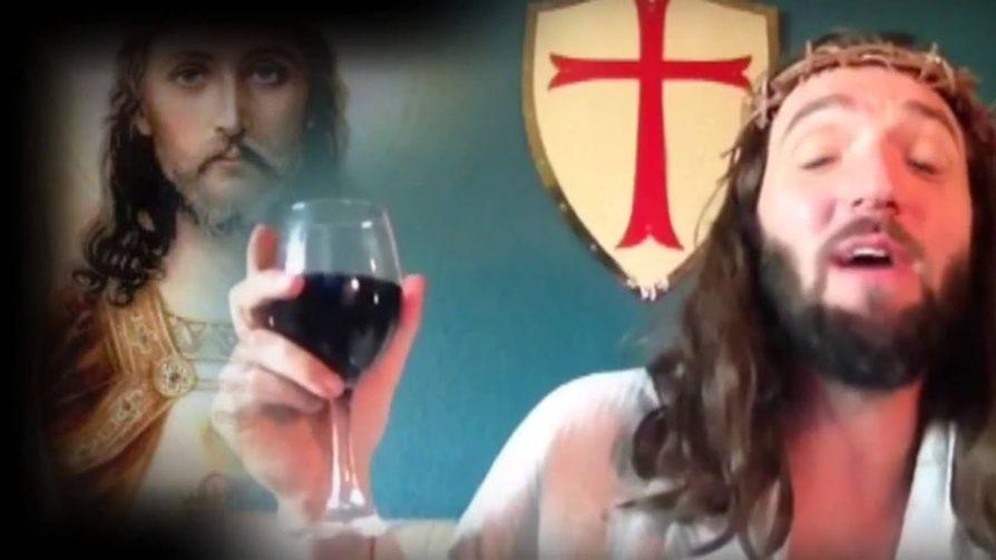 JESUS HATES THE MASK PEOPLE