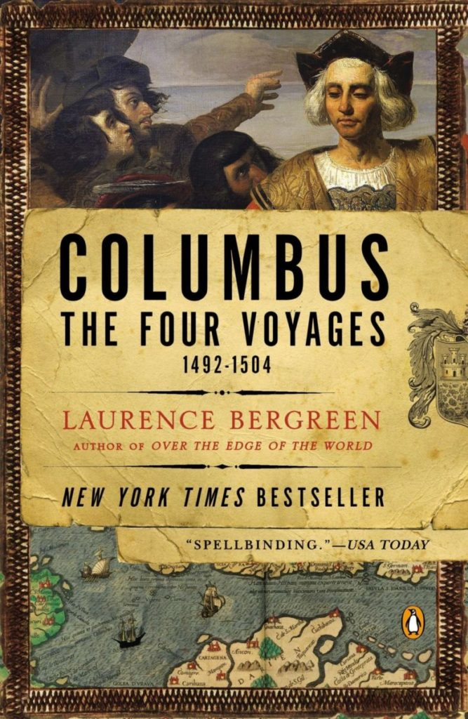 Book Review Columbus The Four Voyages