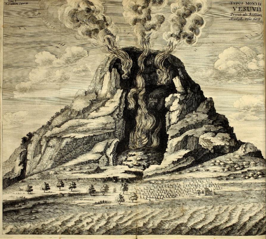 Kircher-volcano